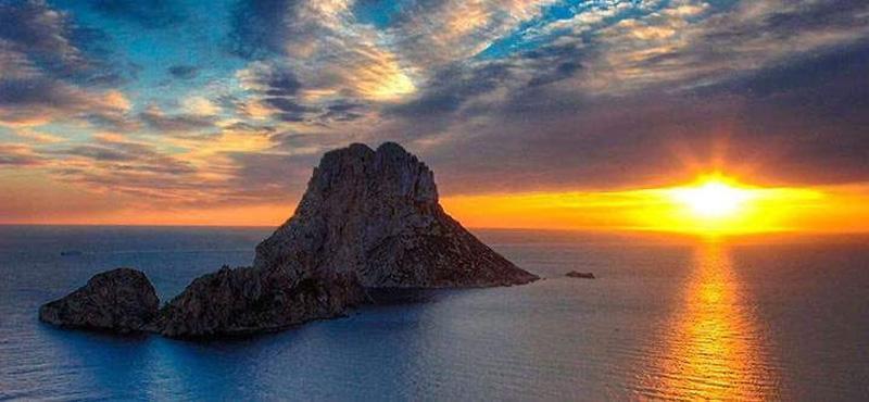 Malreisen auf Ibiza